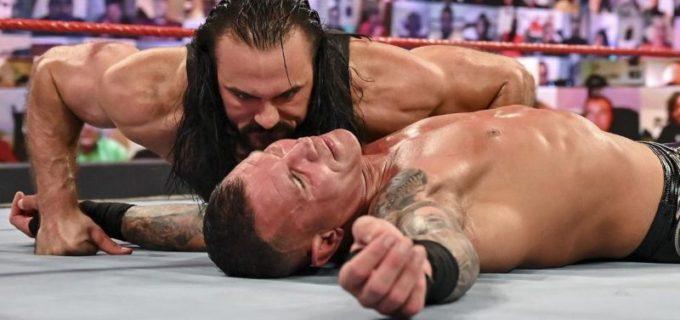 【WWE】マッキンタイアが因縁のオートンをクレイモア3発で病院送り