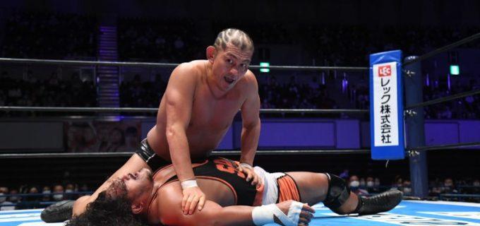 【新日本】プロレス王対オリンピアンの試合をみのるが制す!みのる「相手をぶちのめすためだけに生きてんだ」9.27 G1 CLIMAX 30 Aブロック in 神戸