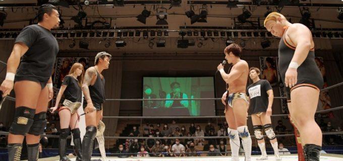 【DDT】10.10に吉村がクリスの持つUNIVERSAL王座に挑戦!10.25後楽園でノーチラスVSイラプションにより、KO-Dタッグ&6人タッグ2連戦へ!