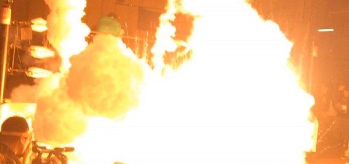 大仁田厚が「ファイヤーボール地雷ボード」を開発し9.13広島大会で初披露!電流爆破30周年記念イヤーにさまざまな試合形式を実施じゃ!