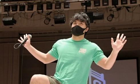 【DDT】負傷欠場中のMAOが11.3大田区で勝俣瞬馬と復帰戦!