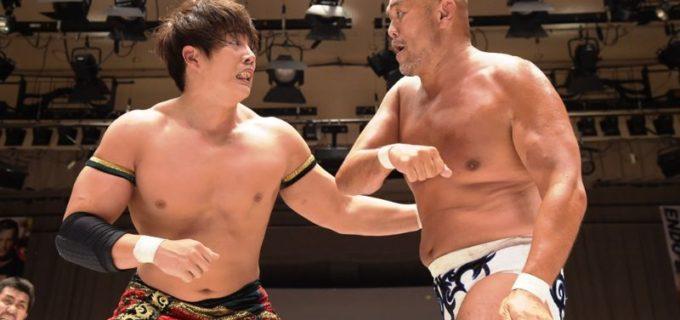 【DDT】9.27後楽園で「準烈」vs「オールアウト」の綱引き抽選によるシングル3番勝負が決定!