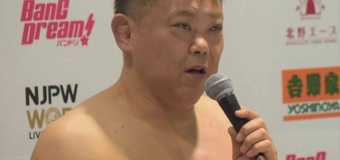 【ノア】10.11(日)エディオンアリーナ大阪大会で佐野巧真プロレス卒業セレモニーを開催