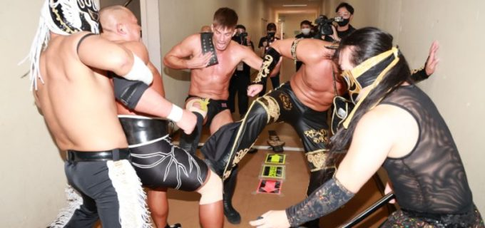 【新日本】矢野がザックにKOPWかけて戦うと宣言!DOUKIはNEVER6人タッグベルトに照準!10.18 G1 CLIMAX 30 優勝決定戦 in 両国