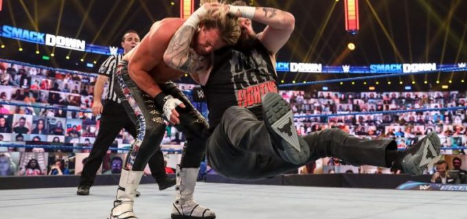 【WWE】オーエンズ、ジェイがPPV「サバイバー・シリーズ」のチームスマックダウン入り