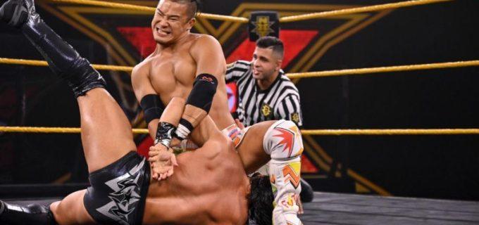 "【WWE】KUSHIDAが「NXTテイクオーバー31」で対戦するドリームを""踏み台""宣言"