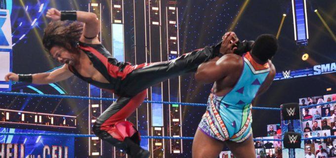 【WWE】中邑&セザーロが「ニュー・デイとの永遠の別れにしてやる」と挑発するも報復ならず