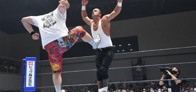 【新日本】3連勝の作戦を上回ったジュースが矢野に土をつける!ジュース「おまえの手口はお見通しだ」10.1 G1 CLIMAX 30 Bブロック in 新潟