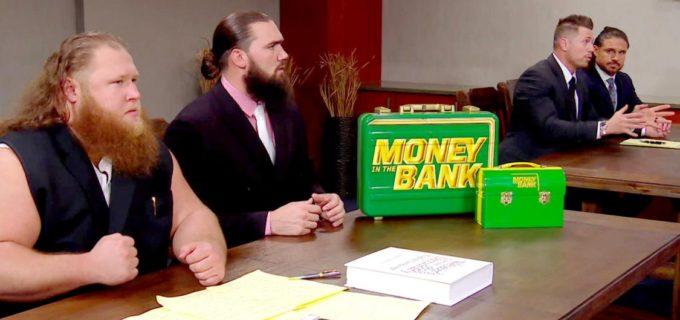 【WWE】オーティスとミズのMITB権利書争奪戦が法廷で決定