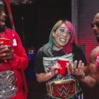 【WWE】アスカ対サーシャ・バンクスの女子王者対決がPPV「サバイバー・シリーズ」で決定
