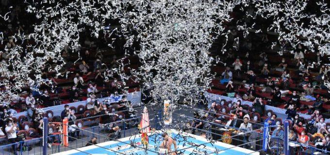 【新日本】G1CLIMAX2連覇を果たした飯伏の権利証にジェイが挑戦表明!ジェイ「お前は真のG1覇者なんかじゃない。何故ならお前は俺に勝っていない」10.18 G1 CLIMAX 30 優勝決定戦 in 両国