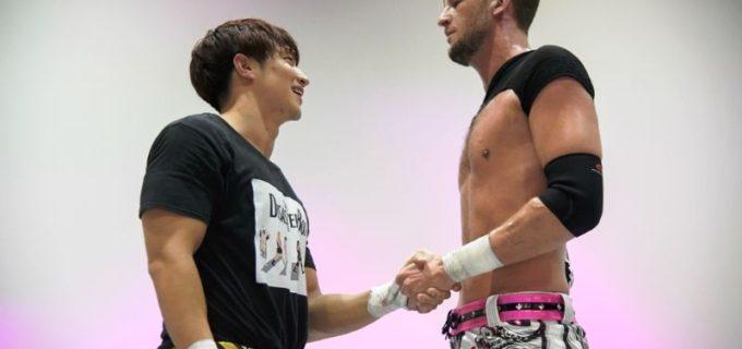 【DDT】クリス・ブルックスが吉村直巳を破りUNIVERSAL王座V2!上野勇希が11・3大田区で挑戦
