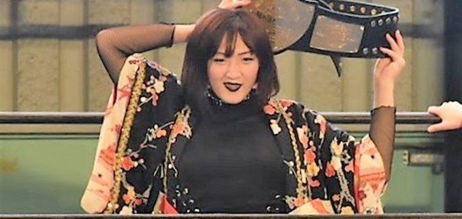 【ZERO1】<11.3靖国大会>Xが朱崇花に決定!