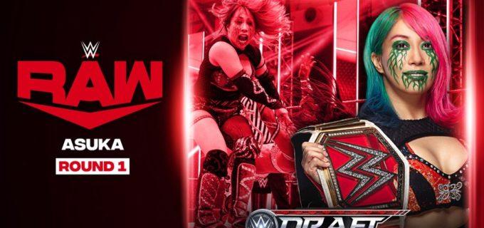 【WWE】ドラフト初日でアスカはロウ残留、AJスタイルズはロウ、ロリンズはスマックダウンに移籍