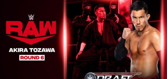 【WWE】ドラフト2日目で中邑真輔&セザーロはスマックダウン、戸澤陽はロウに残留