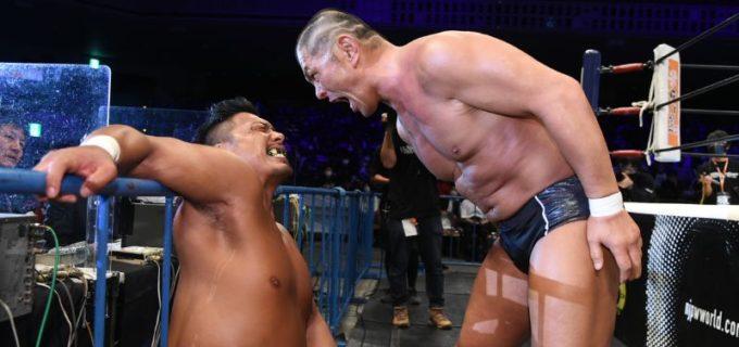 【新日本】G1最終戦で鷹木がみのるに勝利!鷹木「勝つには勝ったが、全然満足しねぇな」10.16 G1 CLIMAX 30 Aブロック in 両国