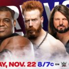 【WWE】AJ、リー、シェイマスの3人が予選突破でPPV「サバイバー・シリーズ」のチームロウ入り