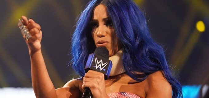【WWE】元盟友サーシャ・バンクスと王者ベイリーのスマックダウン女子王座戦が決定