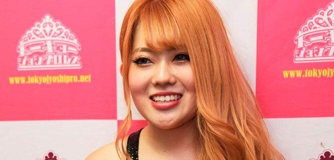 【東京女子】ギャルレスラー・小橋マリカがJKからJDになって1年5カ月ぶりに復帰!ギャル雑誌eggでモデルデビュー