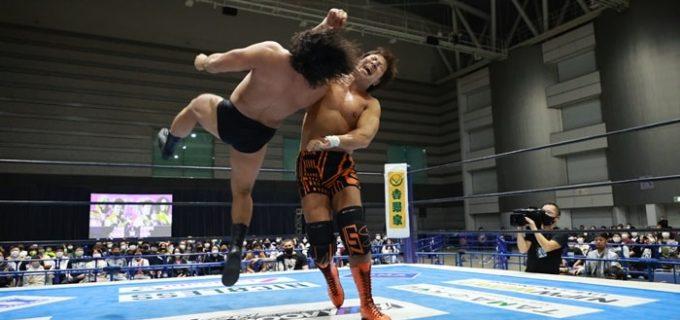 【新日本】小島が連日の若手斬り!小島「永田裕志が昨日、怒りのコメント出してました。久しぶりに見る、あれは永田裕志、本気で怒ってるっていうのすぐわかる」<11.24福島大会>