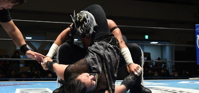 【新日本】デスペラードがDOUKIとの鈴木軍同門対決に勝利!デスペラード「強えぇなぁ、アイツ。強えぇんじゃん(笑)、何だよ。」<11.29後楽園大会>
