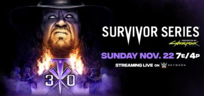 【WWE】アンダーテイカーの「最後の別れ」がPPV「サバイバー・シリーズ」で開催決定