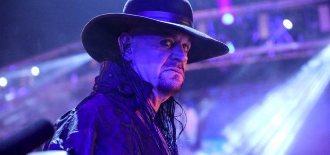 【WWE】アンダーテイカーがセレモニー「最後の別れ」で引退を宣言!