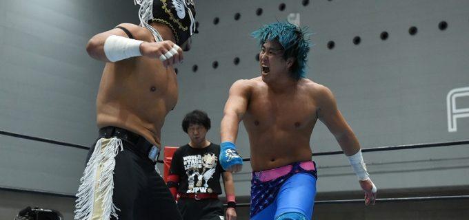 【新日本】ワトがデスペラードを下して3勝目をゲット!「この『SUPER Jr.』、俺が獲ったる」<11.23高崎大会>