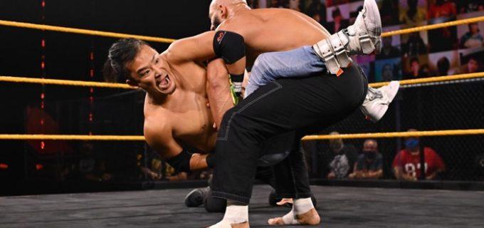 【WWE】「さらに一歩前進」KUSHIDAがルアスを撃破して連勝!