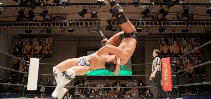 【DDT】UNIVERSAL王者・上野勇希がKO-Dタッグ王者の樋口和貞を退け「D王」公式戦で好発進!