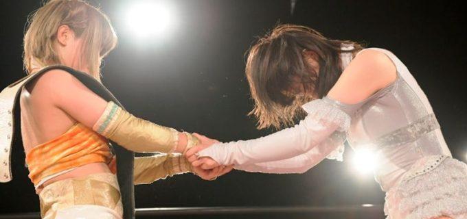 【東京女子】辰巳リカが来年1・4後楽園で坂崎ユカが保持するプリプリ王座に挑戦!11.20 新宿FACE『Style of my love』