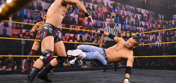 【WWE】KUSHIDAが北米王者ガルガノと初対決もタッグ戦で無念の敗退