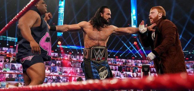 【WWE】マッキンタイアらが6人タッグ戦で勝利もシェイマスとリーが仲間割れ