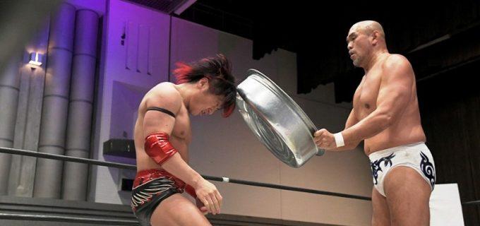 【DDT】秋山準、「D王」Bブロック3連勝で単独首位の遠藤哲哉を猛追!