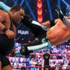 【WWE】三つ巴戦を制したAJスタイルズと王者マッキンタイアのWWE王座戦がPPV「TLC」で決定