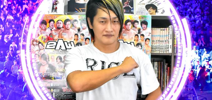 【プロレスラー選手名鑑】滝澤 大志 Taishi Takizawa(2AW)