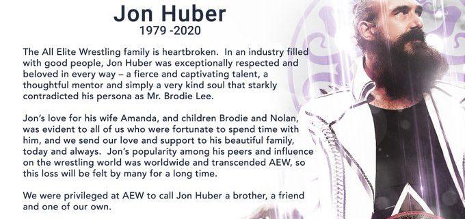 【訃報】AEWのブロディ・リーが死去 WWEではルーク・ハーパーとして活躍