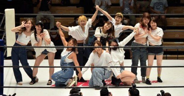 【アクトレスガールズ】12.20(日)『Color's 新木場大会』全対戦カード