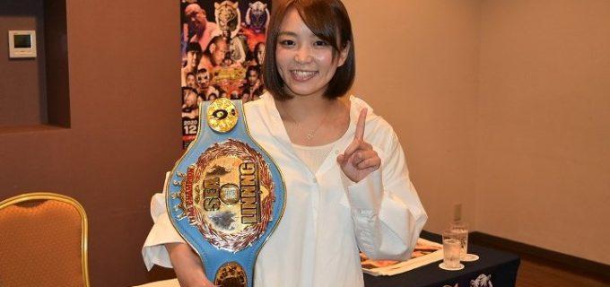 Sareeeが尊敬するジャガー横田とタッグマッチで対戦!「女子プロレスの未来、そして今をお見せしたい」12.17『ストロングスタイルプロレス』後楽園大会