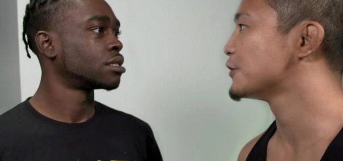 【WWE】KUSHIDAがラフのパートナーに名乗り出てガルガノ&セオリー戦が決定!