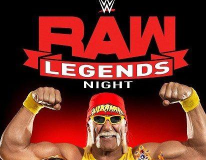 """【WWE】ハルク・ホーガン、リック・フレアーなどが出演するロウ""""レジェンズ・ナイト""""が開催決定"""
