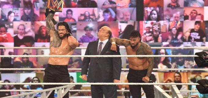 【WWE】レインズが死闘となったオーエンズとのTLC戦を制して王座防衛