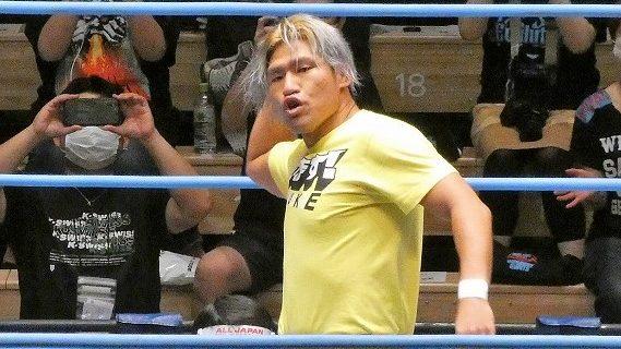 【全日本】岡田佑介が契約満了につき12月31日付で退団へ