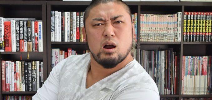 【プロレスラー選手名鑑】タンク永井 TankNagai(2AW)