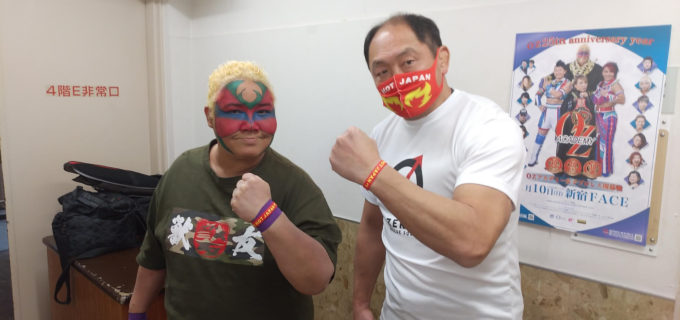 【ZERO1】「HOT JAPAN(ホットジャパン)が、世界を救う!」(大谷) 「この時代だからこそ、熱いのが一番!!」(アジャ)大谷晋二郎が1/14ホットジャパン興行に熱い人間を集結させる!