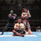 【新日本】トリプル前哨戦はL・I・J軍が勝利!鷹木「このNEVER戦、進退を賭けるつもりで挑んでこい」と挑発