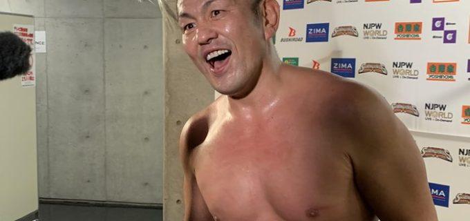 【新日本】みのるの次のターゲットはKENTA?みのる「おちゃらけた答えでスカすんじゃねえぞ、おい!BULLET CLUB、EVIL、ジェイ・ホワイト、KENTA、お前らの顔……殴らせろ」