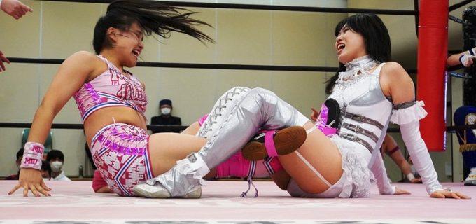 【東京女子】辰巳リカが渡辺未詩との2・11後楽園プリプリ王座前哨戦に勝利!「自分のペースでいけたら余裕があるんじゃないかなって」
