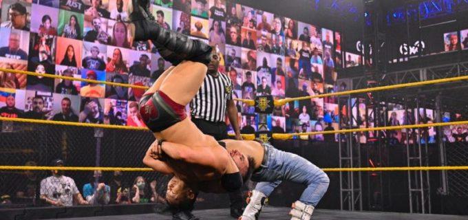 【WWE】KUSHIDAが新技でガルガノを沈めてタッグチームクラシック1回戦突破