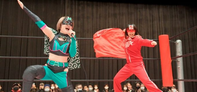 【東京女子】シン・ウルトラショヲコが鼻骨を骨折のため、1.30AKIHABARA大会&1.31板橋大会を欠場